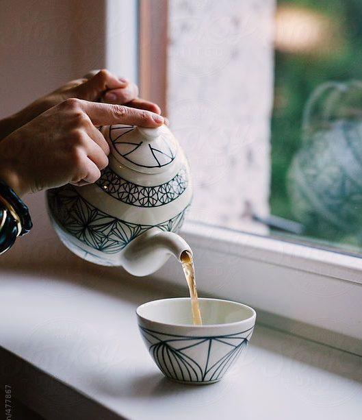 Писательский чай | Вдохновить на роман