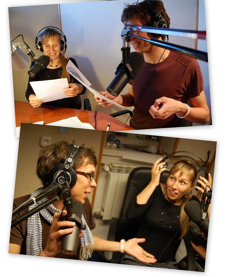Европейское радио для Беларуси Екатерина Оаро | Вдохновить на роман