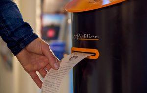 Французские автоматы, печатающие рассказы
