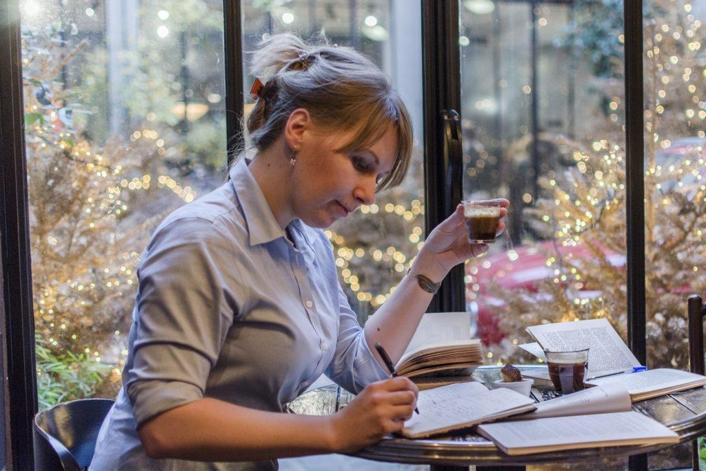Чай на кафедре творчества в Литинституте | Вдохновить на роман