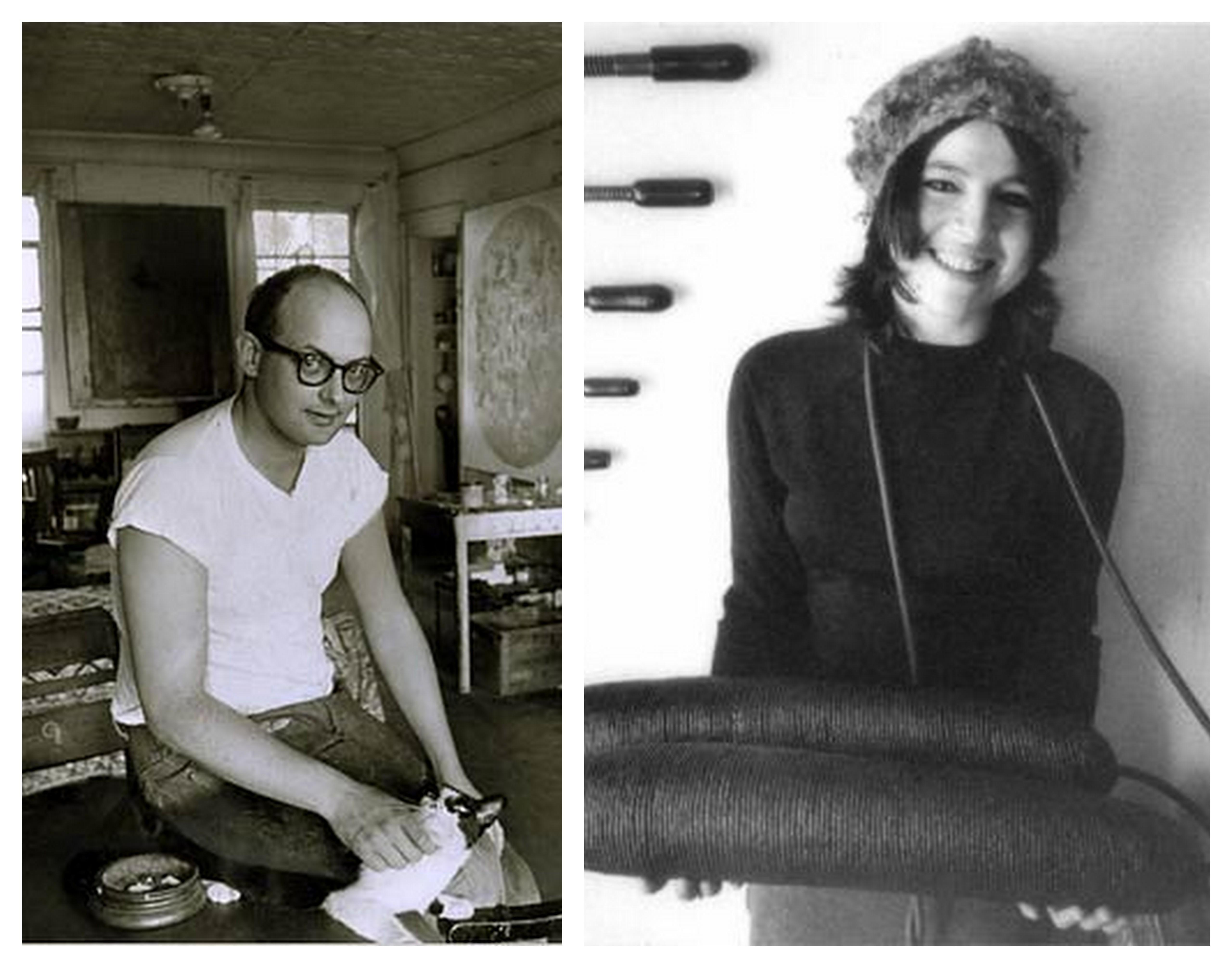 Сол Левитт и Ева Гессе | Вдохновить на роман