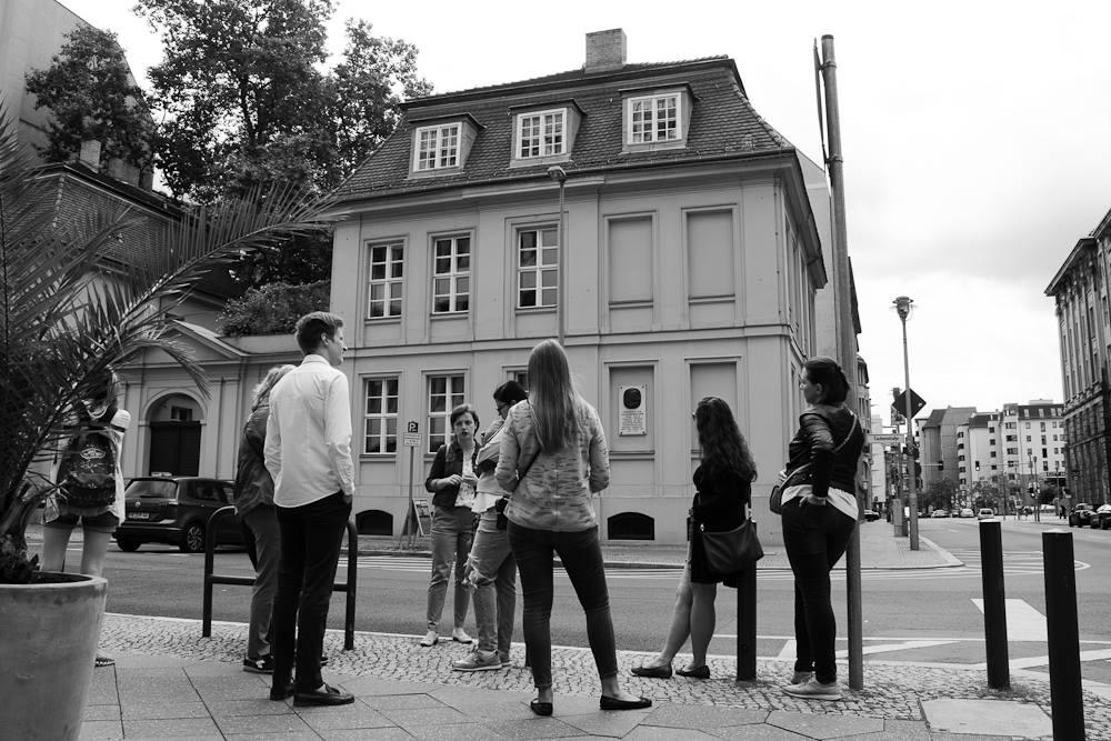 Литературная экскурсия Берлин - Вдохновить на роман
