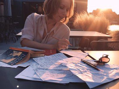 Заказать текст для сайта Екатерина Оаро | Вдохновить на роман