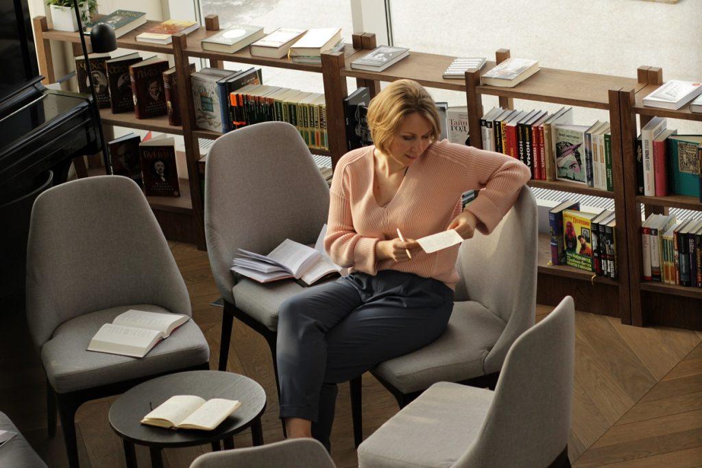 Заметки об уроках писательского мастерства Екатерина Оаро | Вдохновить на роман