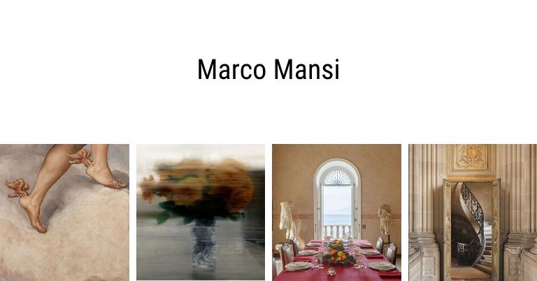 Marco Mansi | Вдохновить на роман