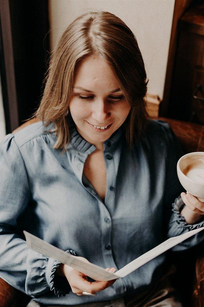 Вебинар курса Екатерины Оаро | Вдохновить на роман