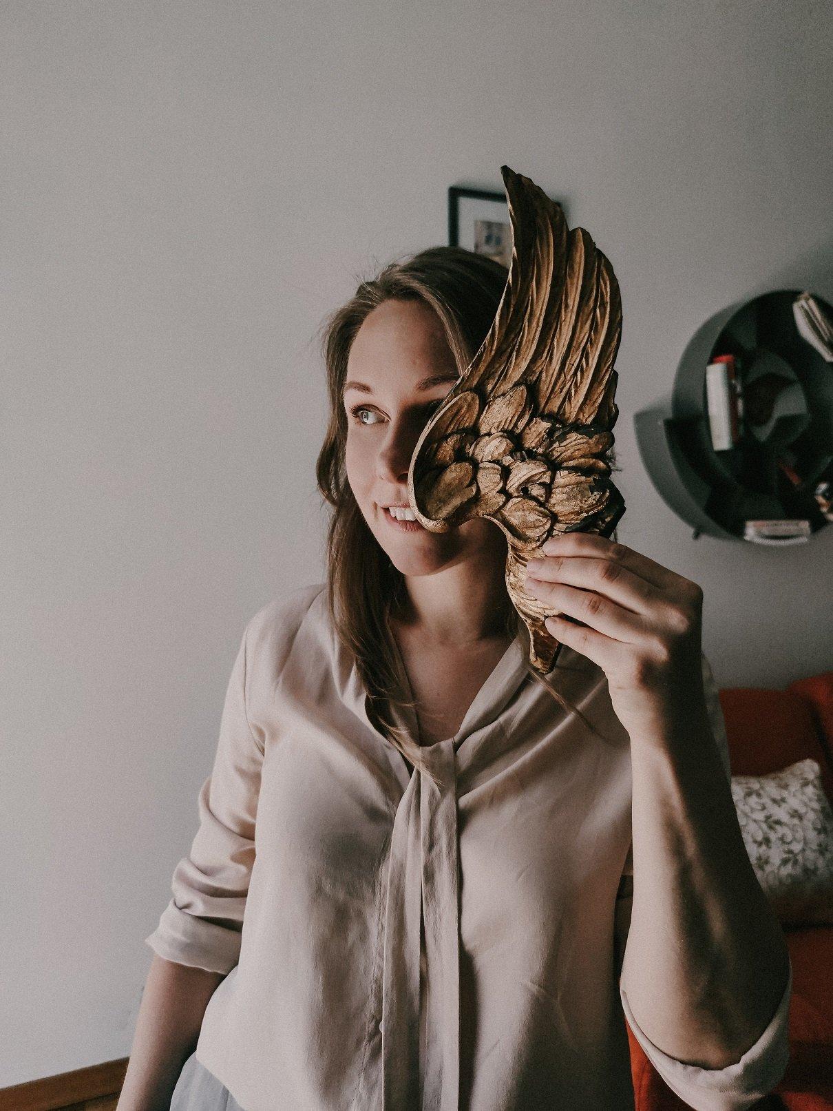Екатерина Оаро портрет   Вдохновить на роман