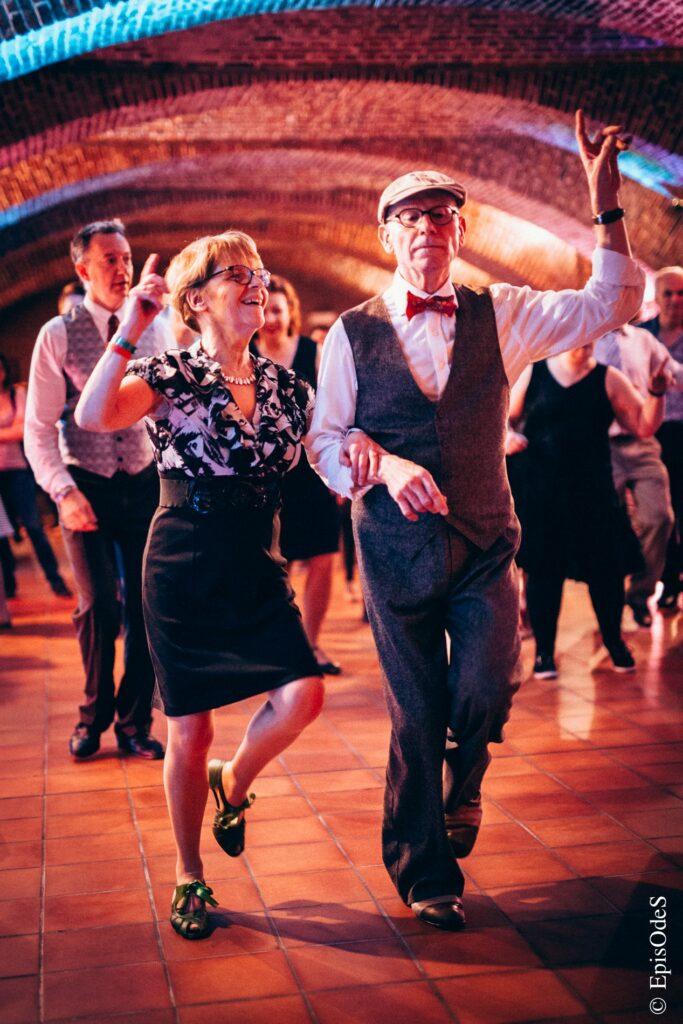 Танцующие старики | Вдохновить на роман